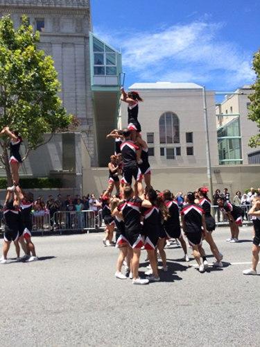 SF Cheer